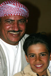 Sheik Abdel Hamid and Hussein